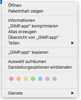 Unsignierte Software unter macOS Sierra nutzen - Florian